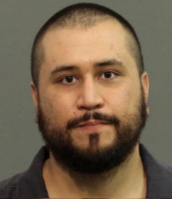 George Zimmerman mugshot