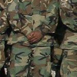 Godfellow in military gear