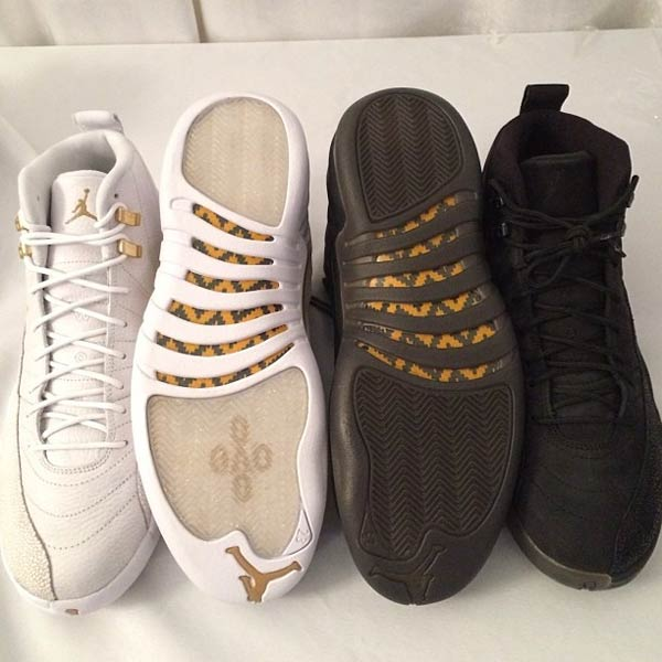 Drake OVO Air Jordan Sample Kicks Shoes