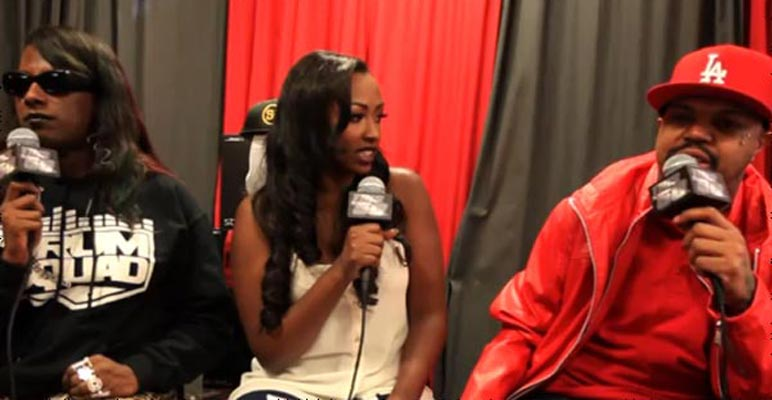 Gangsta Boo, Ashlee Ray, DJ Paul - ThisIs50 Interview