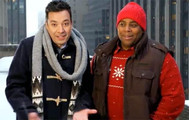 Jimmy Fallon, Kenan Thompson SNL Justin Timberlake Promo