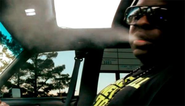 Nasty Nardo in Cigar video