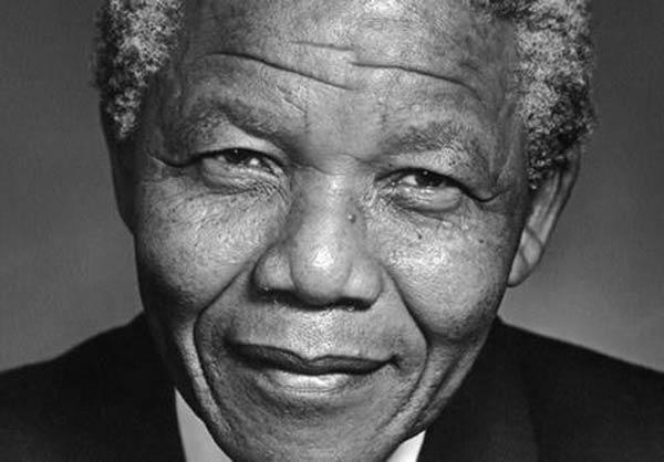 Photo - Nelson Mandela