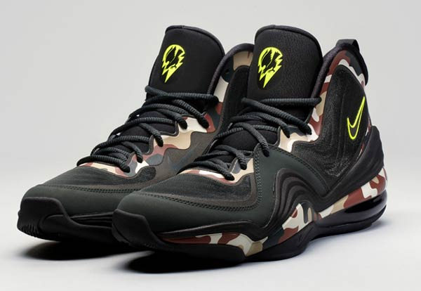 Penny V Camo Shoes - Camouflage