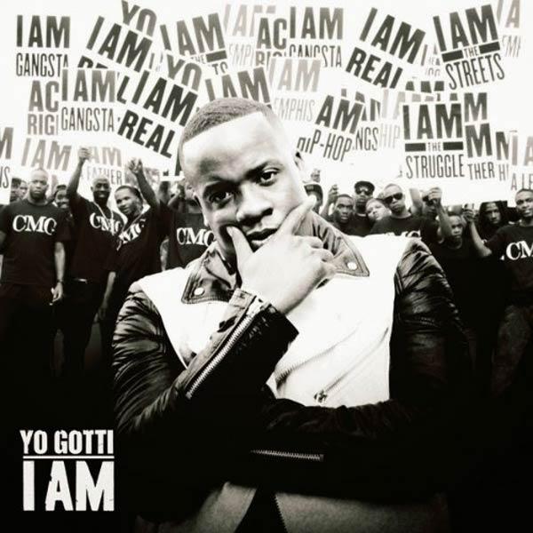 Yo Gotti album cover I AM
