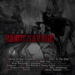 Don Trip - Randy Savage mixtape cover back