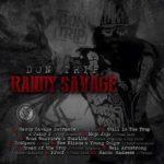 Don Trip - Randy Savage mixtape cover back