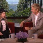 Kid Piano Prodigy Elias Phoenix on Ellen Show