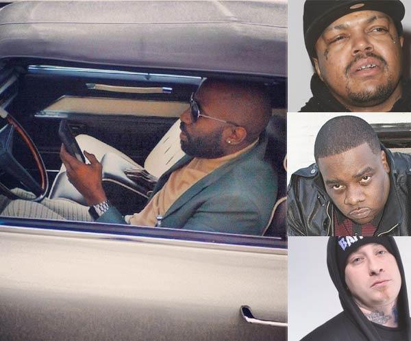 MJG - Memphis 10 featuring DJ Paul, Frayser Boy and Lil Wyte