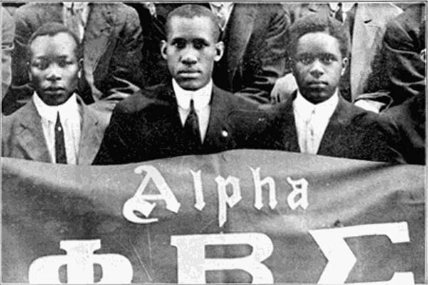 Phi Beta Sigma Fraternity Founders
