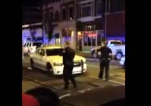 Memphis hip hop gathering on Main St draws police