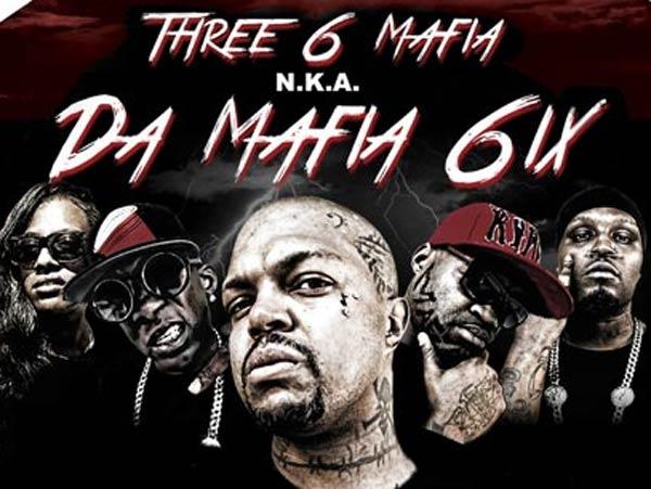 Da Mafia 6ix Sinners Tour 2014