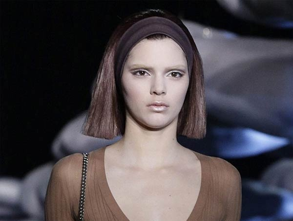 Kendall Jenner - Marc Jacobs Fashion Show