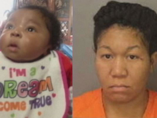 Missing Baby Aniston and mother Andrea Walker