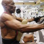 Sam Sonny Bryant Jr 70 Year Old Body Builder