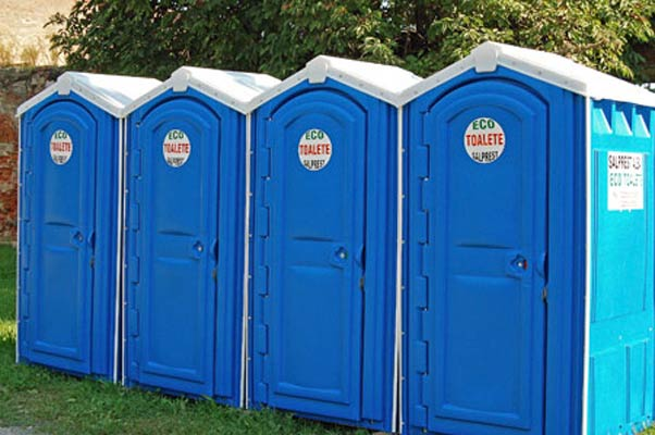 Portable Toilets - Porta Potty