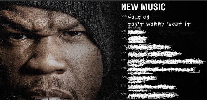 50 Cent feat Yo Gotti Dont Worry Bout It