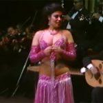 The Queen of Oriental Dance, belly dancer Fifi Abdou