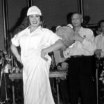 Fifi Abdou, famous belly dancer Cairo Egypt who made $10,000 per gig dancing.