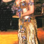 Egyptian belly dancer Fifi Abdou who pulled in $10k per performance dancing.