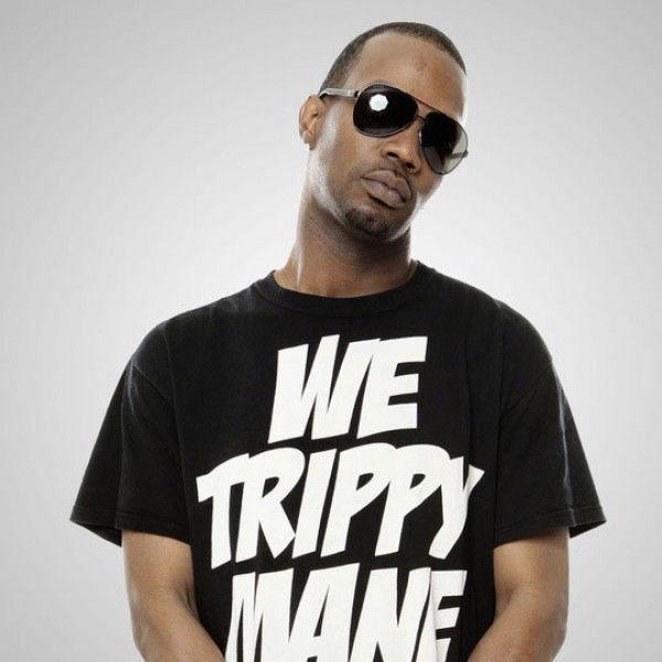 Juicy J - We Trippy Mane T-Shirt