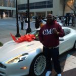 Yo Gotti gives CMG CEO Big Jook an Aston Martin