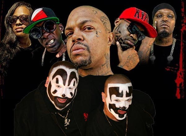 Da Mafia 6ix and Insane Clown Posse