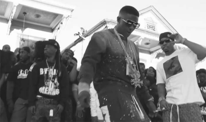 Lil Boosie Show Da World music video