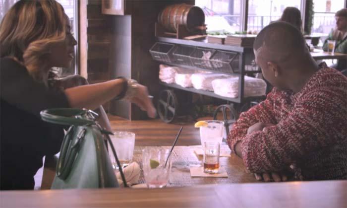 Mimi Faust gets sour on Stevie J, throws lemon - Love and Hip Hop Atlanta 3