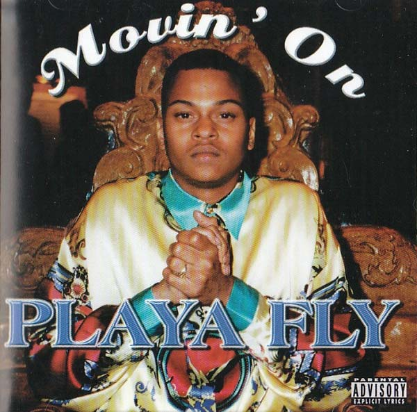 Play Fly Movin On CD Cover Front