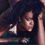 Rihanna photo for Lui French magazine