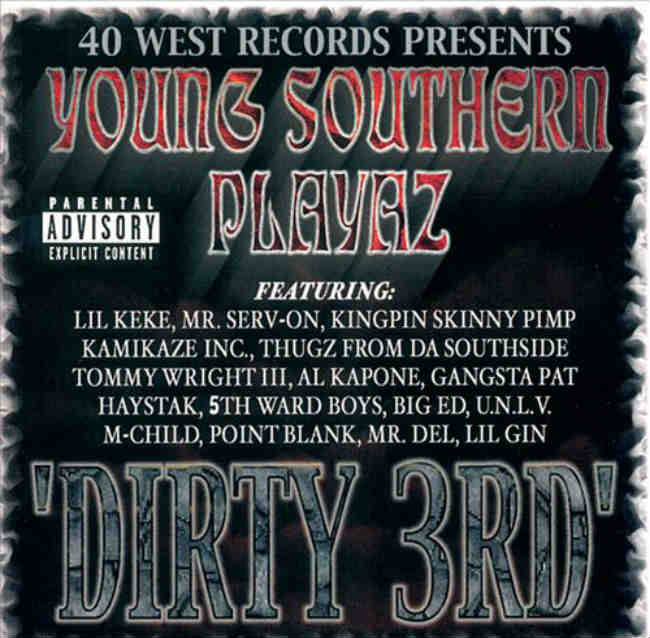 Young Southern Playaz Vol. 3