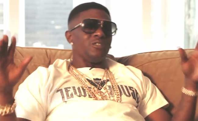 Lil Boosie talks no drugs and unfair prison