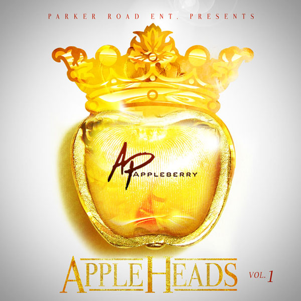 AP Appleberry AppleHeads Vol 1 Cover