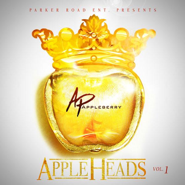 AP Appleberry AppleHeads Vol 1 Cover