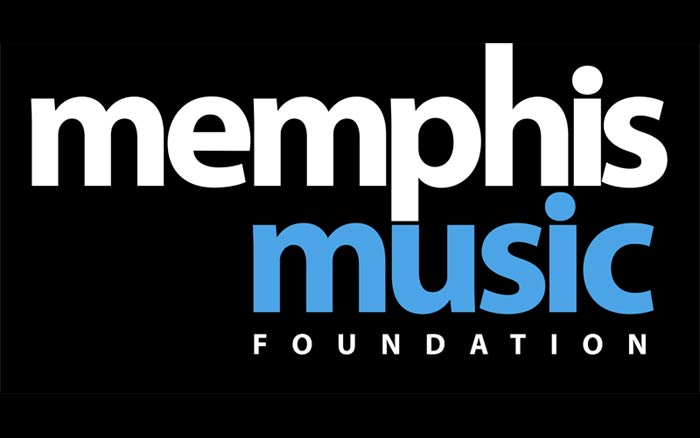 Memphis Music Foundation logo