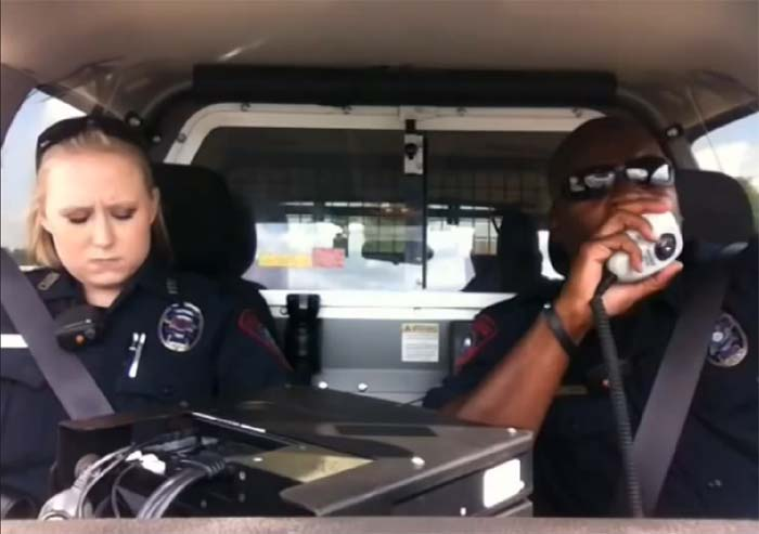 Rosenberg Police Hip Hop Cops rap Juicy J Katy Perry Dark Horse