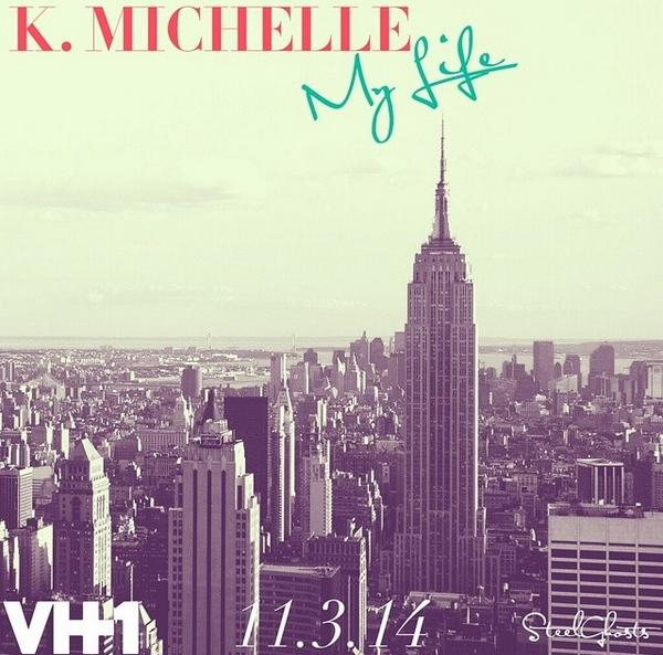 K Michelle My Life television series