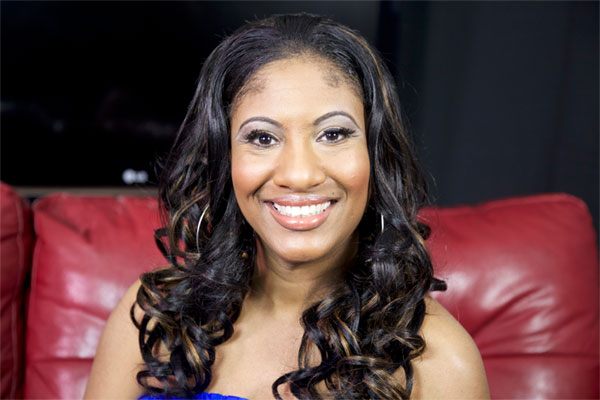 Memphis TV and radio host Tina Tilton, founder of TTEN Network