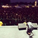 DJ Paul lighters up for Lord Infamous Ashville