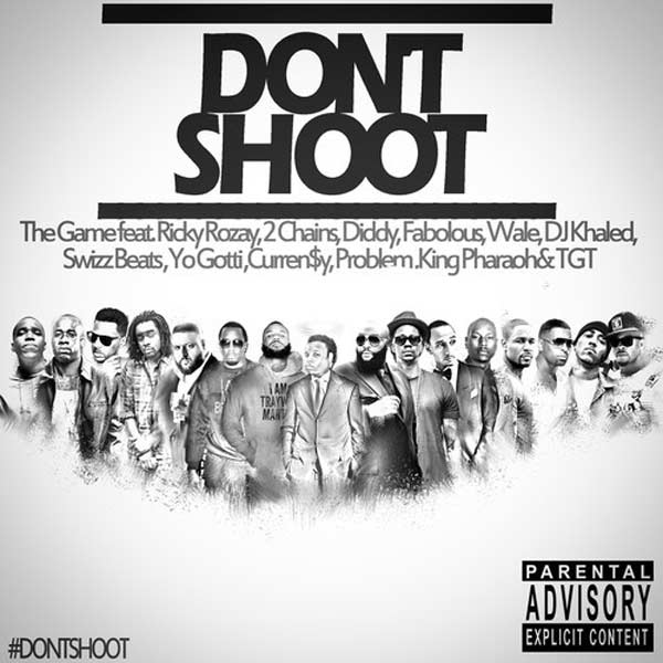 Dont Shoot Diddy Yo Gotti RIck Ross Wale 2Chainz