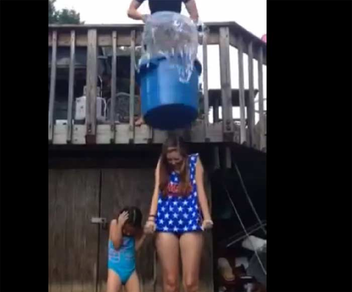 Therese Todd alleged girl that died from ice bucket challenge