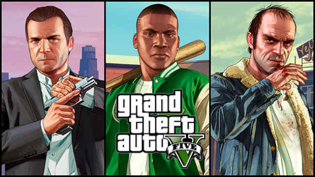 Grand Theft Auto 5 enhanced