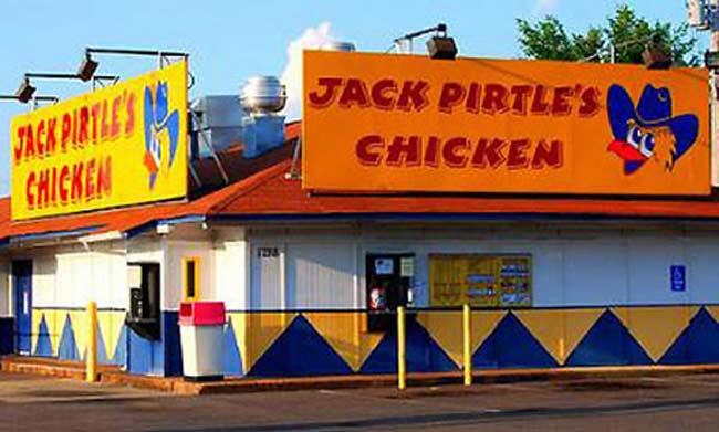 Jack Pirtles Chicken