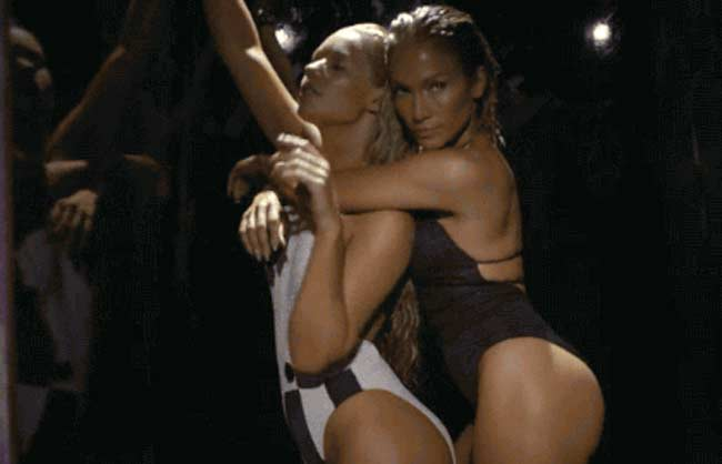 Jennifer Lopez Iggy Azalea Booty video