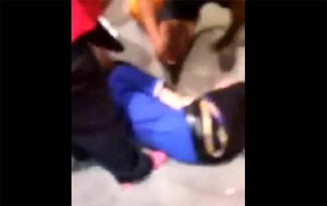 Kroger employee beat up by Memphis teens
