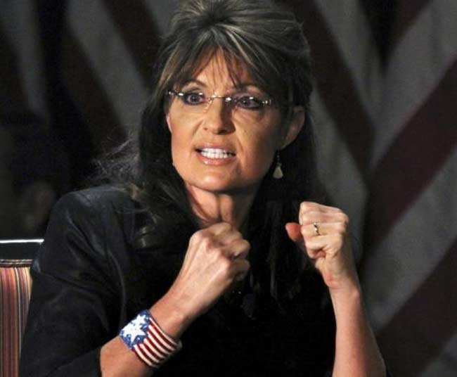 Sarah Palin family fight house party