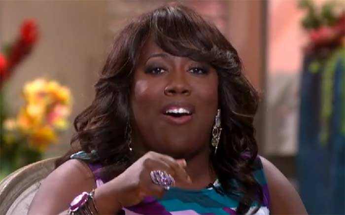 Sheryl Underwood The Talk Secrets