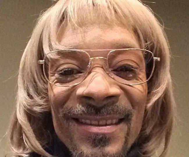 Snoop Dogg as white guy Todd