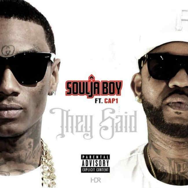 Soulja Boy They Said I Wouldnt Make It